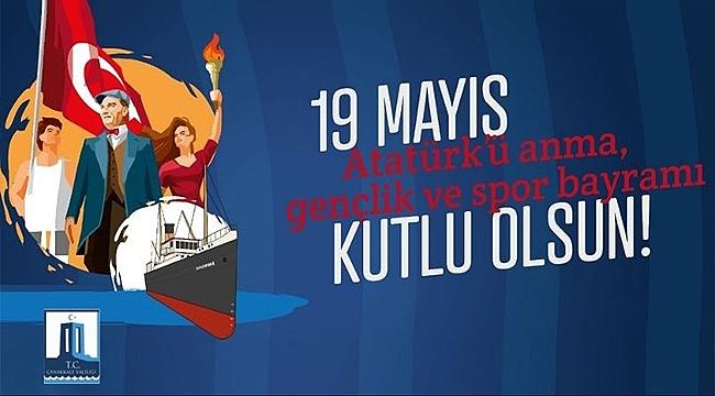 Vali Aktaş'ın '19 Mayıs Atatürk'ü Anma, Gençlik ve Spor Bayramı' Mesajı