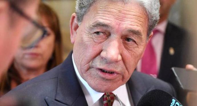 Yeni Zelanda Başbakan Yardımcısı'ndan Haluk Levent'e Teşekkür!