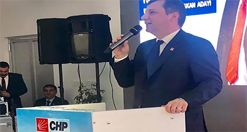 CHP Çanakkale Milletvekili Özgür Ceylan Seçim Çalışmalarında Hız Kesmiyor