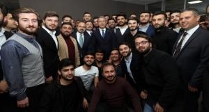 ÇOMÜ Öğrenci Konseyi, 92 Üniversite Başkanına Ev Sahipliği Yaptı