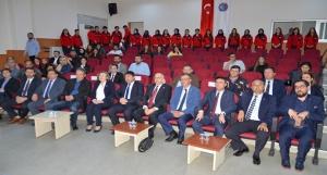 Sağlık Bilimleri Fakültesi Acil Afet Yönetimi Bölümü Forma Giyme Töreni Gerçekleşti