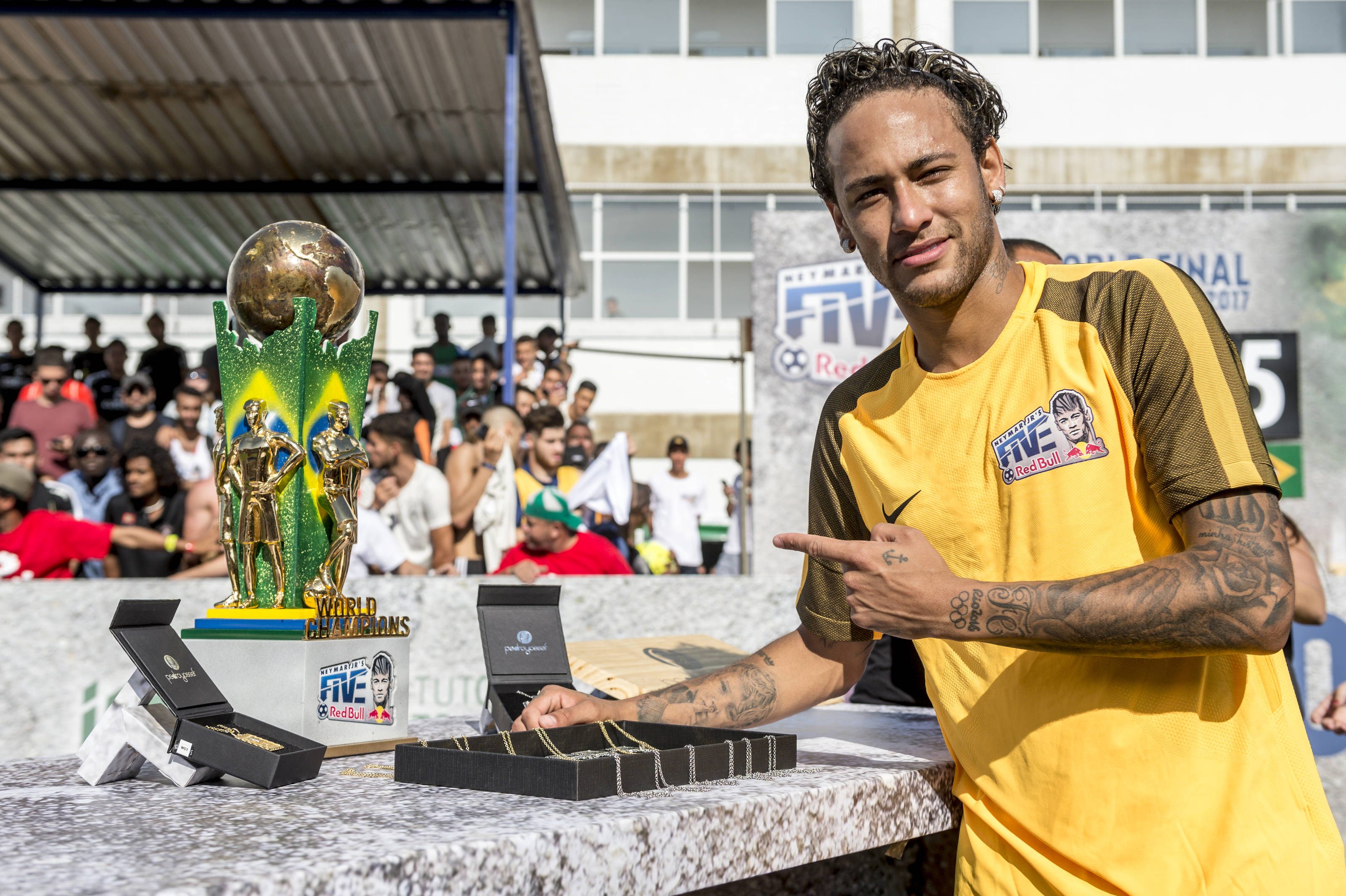 Neymar Jr's Five'ta final Çanakkale'de