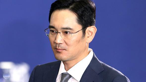Son Dakika: Samsung'un Veliahdı Tutuklandı