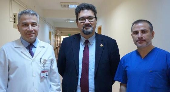 Çanakkale'de Altı Ayrı Kalp Cerrahisi İşlemi Aynı Ameliyatta Uygulandı