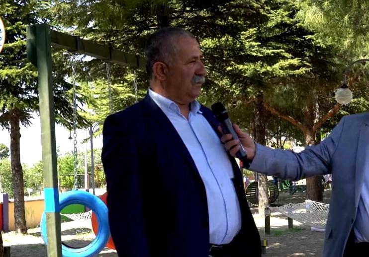 Kepez Belediye Başkanı Ömer Faruk Mutan Survivor Parkurunu Tanıttı