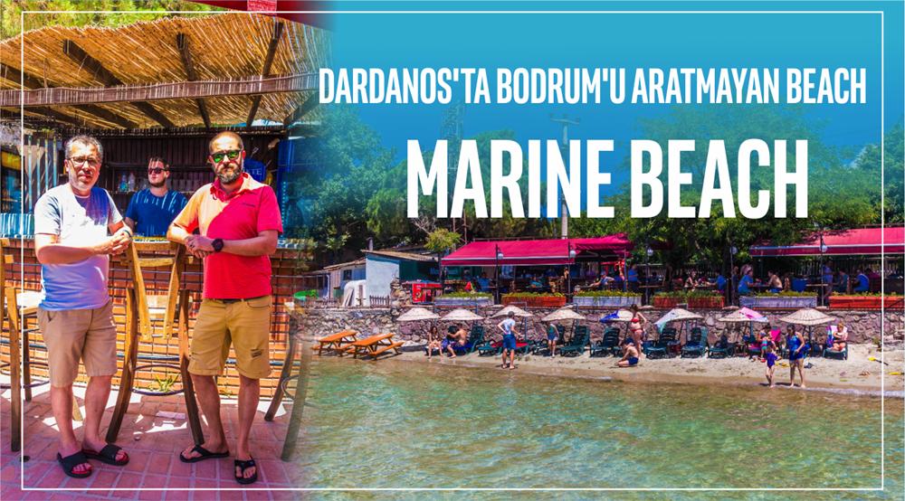 Dardanos'ta Bodrum'u Aratmayan Beach
