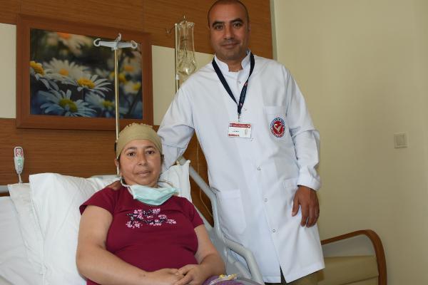 11'inci Böbrek, Doku Uyumlu Çıkınca Nakille Sağlığına Kavuştu