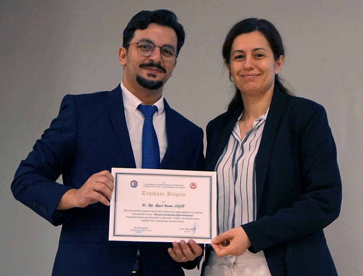 Türkiye'de İlk Defa ''Koruyucu Kardiyoloji Eğitim Hemşiresi'' Programı Hayata Geçirildi