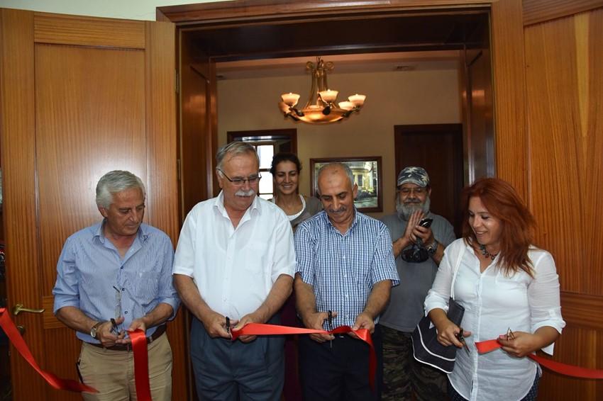 """""""Camda Troia"""" Sergisi Açıldı"""