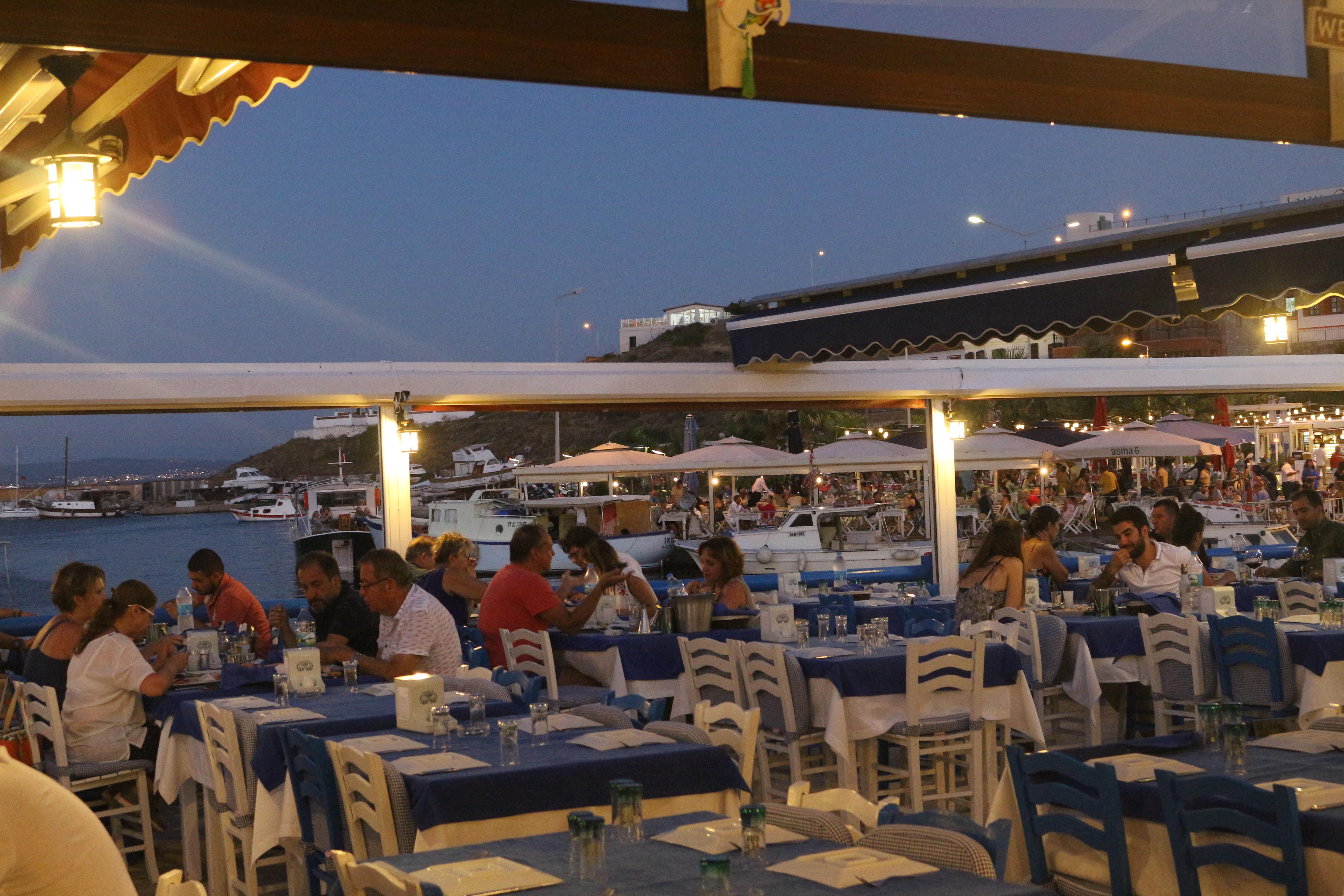 Bozcaada Şehir Restaurant Tanıtım Filmi Yayında