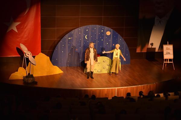 Küçük Prens Çanakkale'de Çocuklarla Buluştu