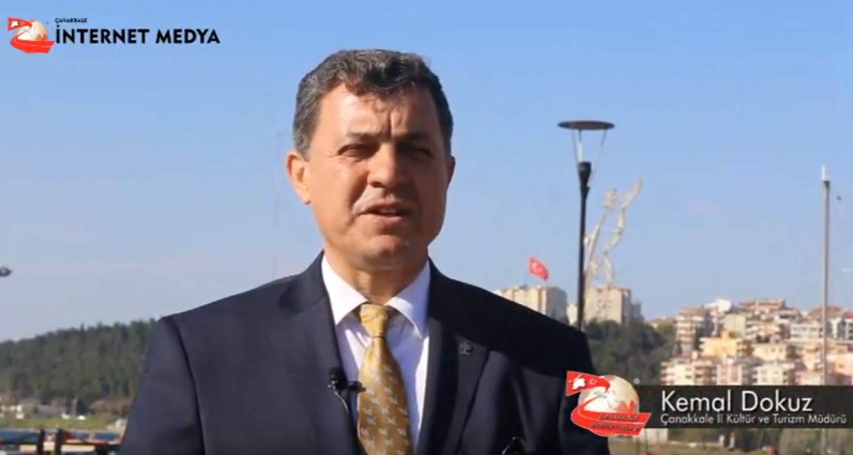 İl Kültür ve Turizm Müdürü Kemal DOKUZ Turizm Haftası Etkinlikleri Hakkında Bilgi Verdi