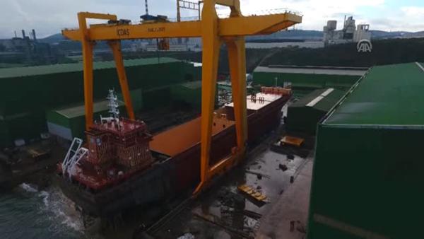 Dünya Devlerine Gemi Üretiyorlar