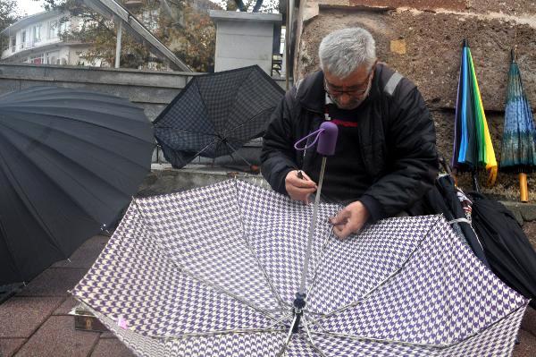 Seyyar Şemsiye Tamircisi