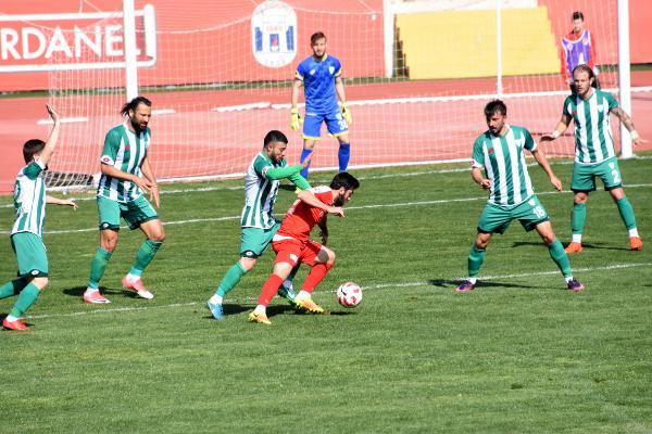 Çanakkale Dardanel SK - Manisa Büyükşehir Belediyespor: 0-2