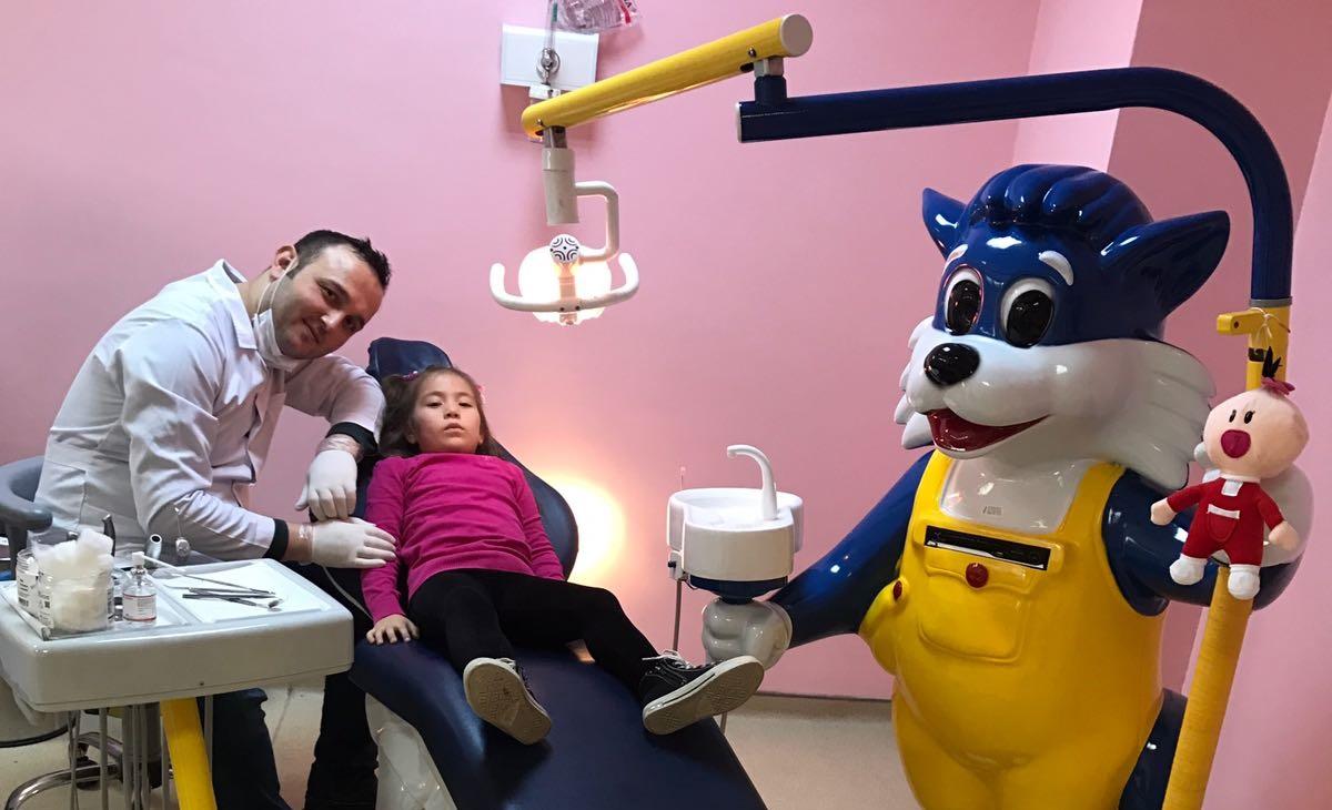 Çanakkale Ağız Ve Diş Sağlığı Merkezinde Bir İlk