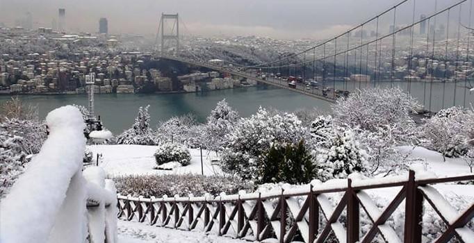 İstanbul'da Kar Yağışı: Akşam Saatlerine Dikkat