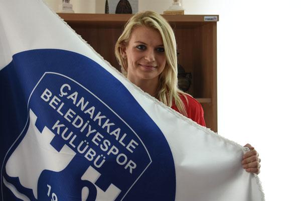 Dominika Sobolska Çanakkale Belediyespor'da