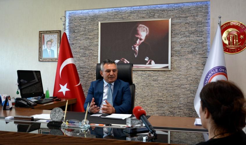 ÇOMÜ 'de Diş Hekimliği Fakültesi Eğitim Öğretime Başlıyor