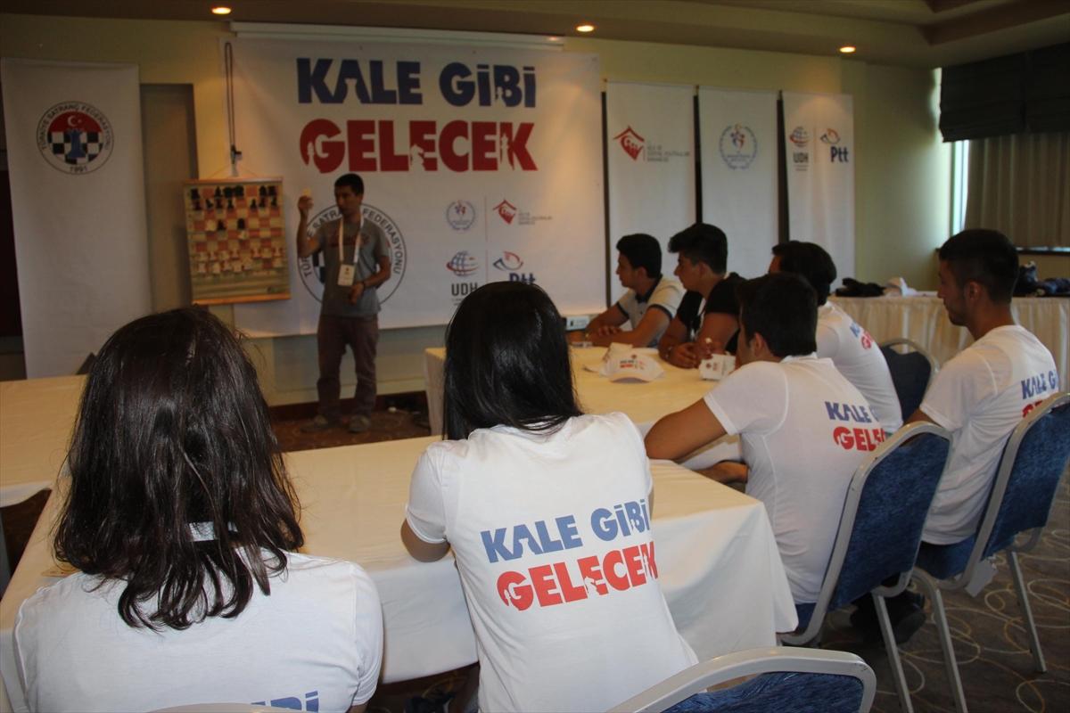 Kale Gibi Gelecek Satranç Eğitim Projesi