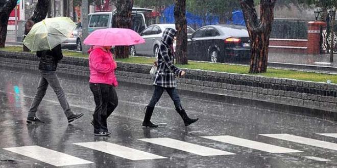 Çanakkale'de Kuvvetli Yağış Bekleniyor