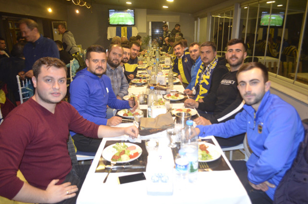 Fenerbahçeliler Derneğinde Değişim