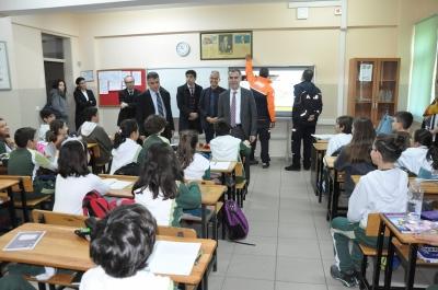 AFAD'dan Afetlere Hazırlık Yılı Bina Güvenliği