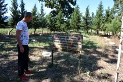 Agonya'daki Köylüler, 17 Mezarın Bulunduğu Bölgenin Araştırılmasını İstiyor