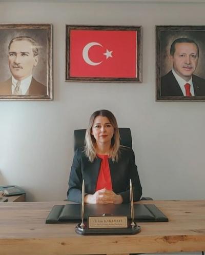 AK Parti Çanakkale Kadın Kolları Başkanı Özlem  Karadayı'dan 8 Mart Dünya Kadınlar Günü Mesajı