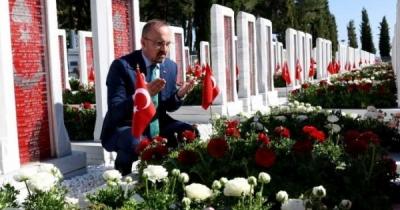 AK Parti Grup Başkanvekili Turan'ın, 30 Ağustos Zafer Bayramı Mesajı