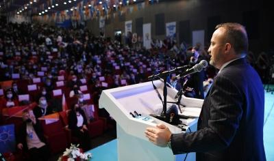 'AK Parti; Türkiye'nin Birleştirici Gücü, Milletin Partisidir'