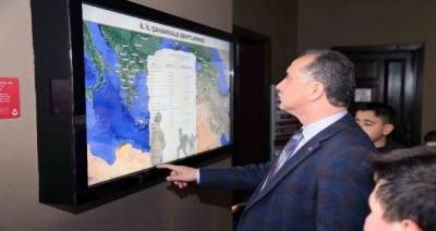 Bağcılar Çanakkale Zafer Müzesi, Youtube İle Dünyaya Açılıyor