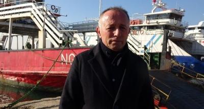 Balıkçı Teknesi İle Çarpışan Feribotun Sahibinden İlk Açıklama