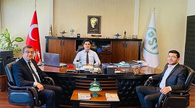 Başkan Bülent Öz, DSİ Bölge Müdürlüğünden Müjdeli Haberle Döndü