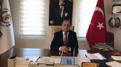 Başkan Cengiz Balkan'ın 19 Mayıs Atatürk'ü Anma, Gençlik ve Spor Bayramı Mesajı
