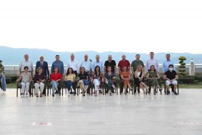 Başkan Gökhan İl Belediye Başkanları Toplantısına Katıldı