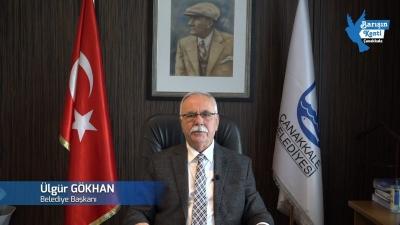 Başkan Gökhan'dan Çanakkale Halkına Çağrı