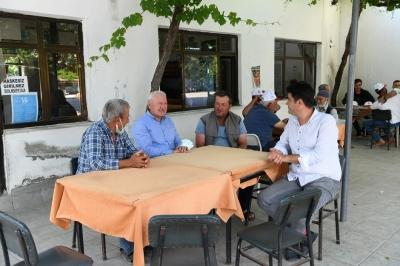 Başkan Yılmaz, köyleri kiraz yarışmasına  davet etti