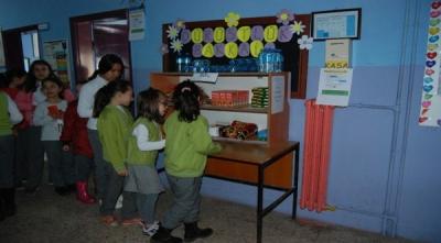 Bayramiç'te Öğrencilerden Anlamı Proje