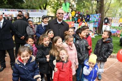 Belediye Başkanı Ülgür Gökhan'ın 23 Nisan Ulusal Egemenlik ve Çocuk Bayramı Mesajı