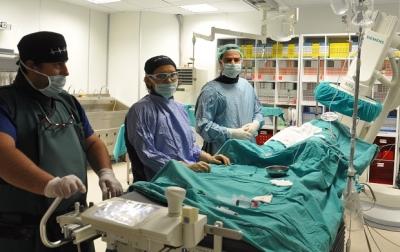 Böbrek Damarına Takılan Stent Sayesinde Sağlığına Kavuştu