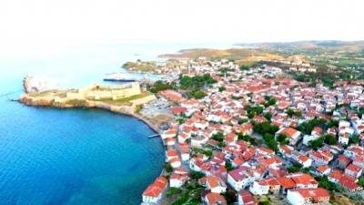 Bozcaada, Avrupa'nın En Güzel 10 Adasından Biri Seçildi