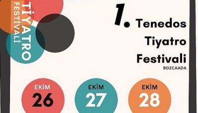 Bozcaada'da 1.Tiyatro Festivali Başlıyor