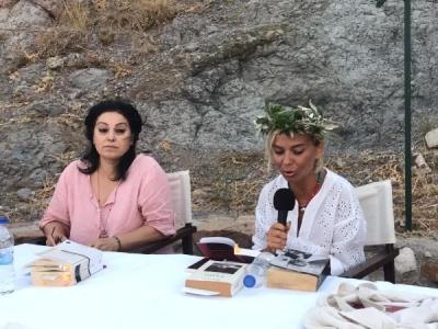 Bozcaada'da 'Homeros Okuma Günleri' Düzenlendi