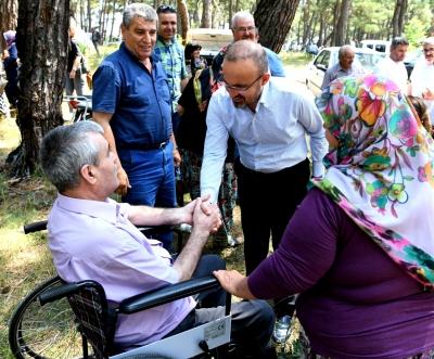 BÜLENT TURAN: 'ASIL ENGEL GÖNÜLLERDEKİ SEVGİSİZLİK'