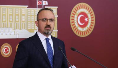 Bülent Turan: 'Çiftçilere 5 milyar lira ödeme yapılacak'