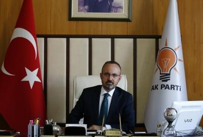 Bülent Turan'dan Paris İklim Anlaşması açıklaması
