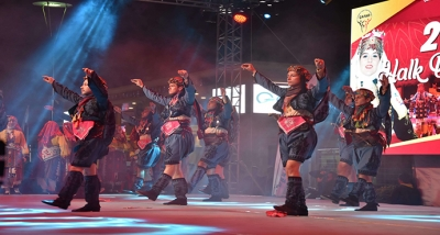 ÇAFAD 20.Damla Halk Dansları Gecesi, Büyük Beğeni Topladı