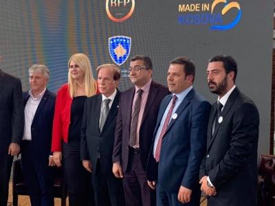 Çan Belediye Başkanı Bülent Öz, Kosava'da Business Forum Prizren'e Katıldı