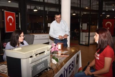 Çan Belediyesinden Üniversite Adaylarına Ücretsiz Tercih Desteği
